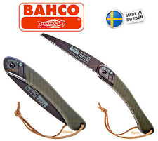 BAHCO 396LAP Laplander Folding Pruning Bushcraft Saw Issued By NATO & Ray Mears
