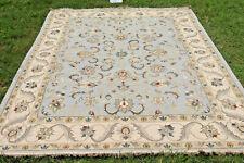 Flat-Weave Geometric 9x12 Soumak Turkish Kilim Afghan Oriental Area Rug 9' x 12'