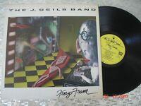 "The J. Geils Band – ""Freeze-Frame""  Vintage  LP  EMI America – SOO-17062"