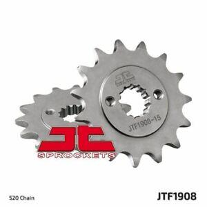 SCM420 Chromoly Steel JT JTF1908.15 Motorcycle Front Drive Sprocket