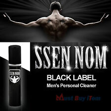 SSENNOM Male Men Intimate Genital Wash Penis Groin Cleanser Hygiene Odor Remover