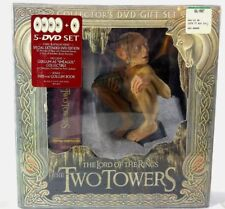 Very Rare - Brand New Lord of the Rings:The Two Towers Collectors 794043696923