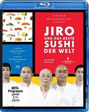 Jiro und das beste Sushi der Welt [Blu-ray] NEU in Folie ( 987)