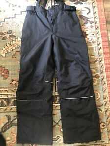 MENS TEMPEST TRI ZONE INSULATED 100% WATERPROOF RAIN PANTS LRG NEW WITH TAGS