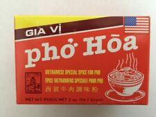 New listing Pho Hoa Vietnamese Special Spice For Pho 2 Oz