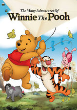 The Many Adventures of Winnie the Pooh 35mm Film Cell strip very Rare var_e