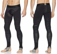 NIKE TRAINING Black PRO HYPERRECOVERY TIGHT COMPRESSION LEGGINGS PANTS SMALL S