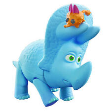 Tomy Disney Pixar Good Dinosaur Sam Triceratops poseable figures. New! Boxed!