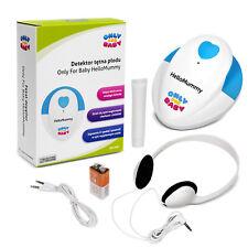 Detector de frecuencia cardíaca doppler fetal Baby Hello Mummy¡Escucha a tu bebé