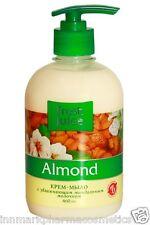 27153-Crema Sapone Con Latte idratante alle mandorle 460ml succo fresco