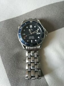 Omega SEAMASTER WATCH Mens. *No box/requires new battery* COLLECTION ONLY