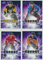 2019-20 Upper Deck Series 1 Pure Energy YOU CHOOSE CARDS