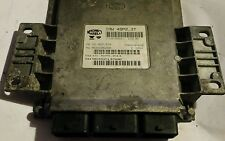 9645214980 206 2.0 CC 9642606280 IAW48P2.3T  PEUGEOT ENGINE ECU