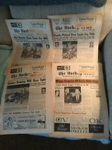 1965/66 Hockey News Lot Of 32/35Complete And Very Nice!!!!