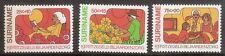 Suriname Zbl Nr  234/236   Postfris.