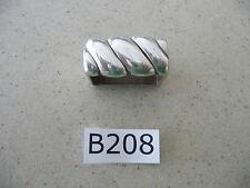 B208 Wholesale Lot of 50 Women Belt Accessories Silver Tone Loops ( Keepers )