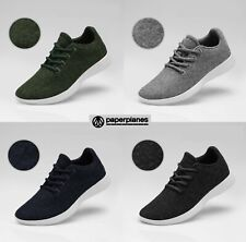Paperplanes Merino Wool Shoes Comfortable Lightweight Casual Sneakers 1501