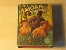 THE TARZAN TWINS #770 BIG LITTLE BOOK ORIGINAL 1934 BLB SAFE FREE SHIPPING!