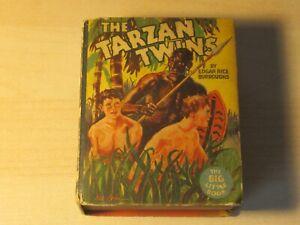 THE TARZAN TWINS #770 BIG LITTLE BOOK ORIGINAL 1934 BLB