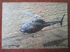 DOCUMENT PUB HELICOPTERE AEROSPATIALE AS 350 L1 ECUREUIL MILITARY HELICOPTER