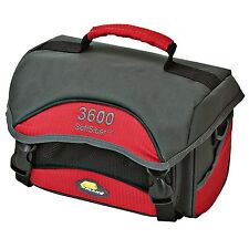 Plano Weekend SoftSider 3600 - Soft Sided Tackle Bag Box w/ 2 Boxes Included NEW