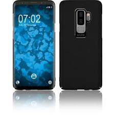 Hardcase for Samsung Galaxy S9 Plus Velvet black Cover Case