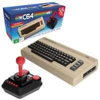 The C64 Mini Computer Console UK New & Boxed