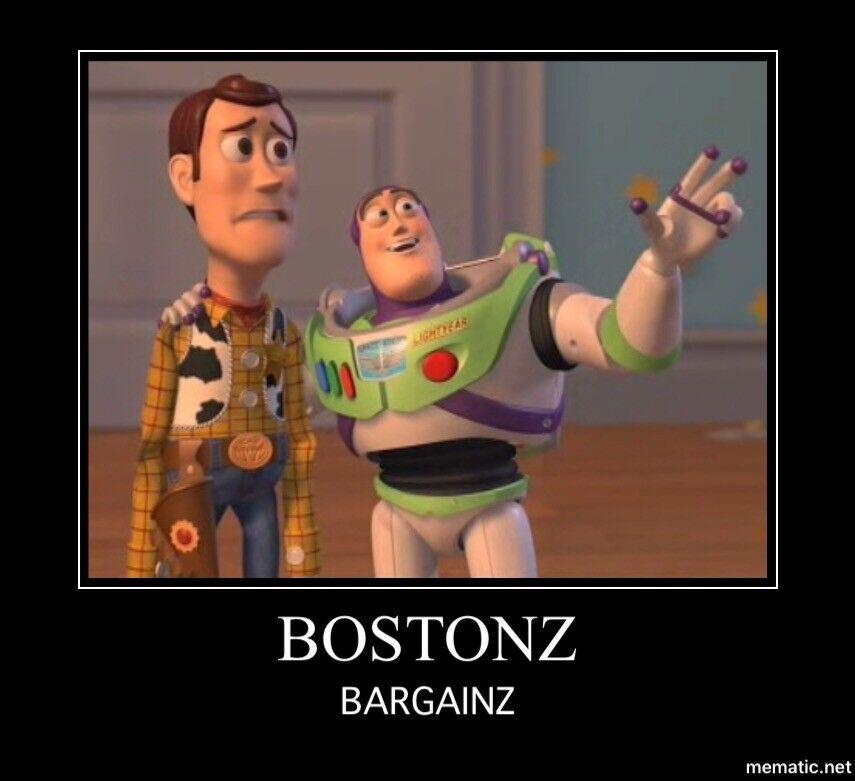 BOSTONZ BARGAINZ