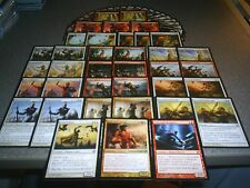 MTG Magic BOROS HEROIC DECK Theros Fabled Hero Anax and Cymede Custom Modern Lot