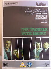 Shirley MacLaine TROUBLE WITH HARRY ~ 1955 Alfred Hitchcock Classic UK DVD