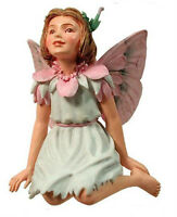 Cicely Mary Barker Stork's Bill Flower Fairy Ornament Figurine