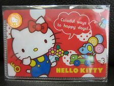 Sanrio HELLO KITTY Plastic Card Holder with SD card pocket - CH02
