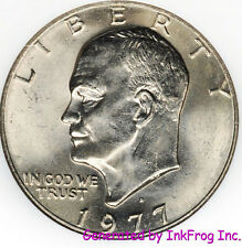 1977 D Eisenhower Dollar Choice.Gem Bu from mint sets No Reserve