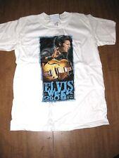 ELVIS PRESLEY WEEK youth small T shirt 2008 King of Rock guitar tee Graceland