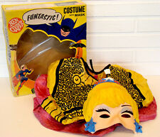 1966 Vintage I DREAM OF JEANNIE Halloween Costume & Mask by BEN COOPER in BOX!
