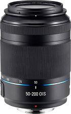 Samsung NX 50-200mm f/4.0-5.6 OIS ED Lens (Black)