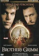 Brothers Grimm de terry gilliam avec Matt Damon, Heath Ledger, Monica Bellucci