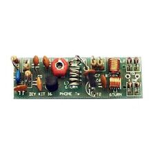 Analog FM Telephone Transmitter Kit - Requires Assembly