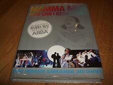 ABBA-MAMMA MIA-SIGNED BY BENNY, BJORN & JUDY CRAYMER-1ST-2006-HB-NF-V RARE