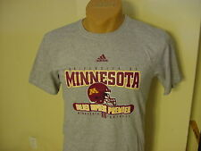 SWEET Minnesota Gophers Football Adidas Youth Sz Lg 14-16 T-Shirt, NEW&NICE!!
