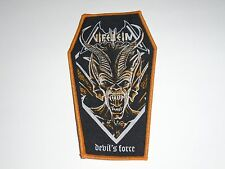 NIFELHEIM DEVIL'S FORCE WOVEN PATCH