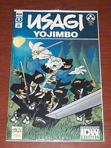 Usagi Yojimbo #8! (2019) WonderCon 2020 Exclusive Variant! NM!