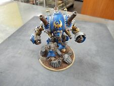 WARMACHINE painted CYGNAR stormwall Colossal (#2)