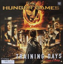The Hunger Games Board Game Training Days Strategy New Sealed