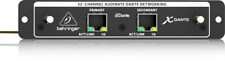 Behringer X-DANTE 32-channel Audinate Dante Expansion Card for X32 Mixer