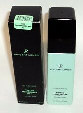 VINCENT LONGO Light Canvas Tinted Moisturizer SPF 25 #5 New In Box