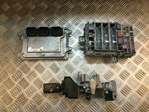 12-17 HONDA CIVIC MK9 1.4 IVTEC PETROL MANUAL ENGINE ECU KIT 37820-R3R-G06