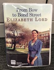 USED (GD) From Bow To Bond Street by Elizabeth Lord Cassette Audio Book
