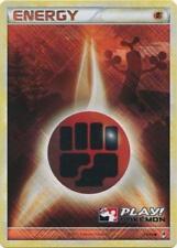 1x Fighting Energy - 93/95 - Crosshatch Holo Play! Pokemon NM-Mint Pokemon Pokem