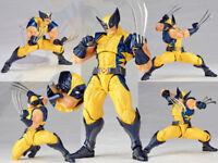 Figure Complex Amazing Yamaguchi Revoltech X-Men Wolverine Action Figurine